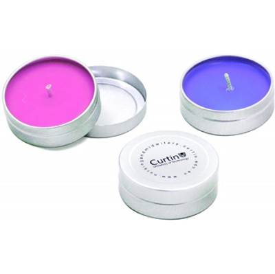 Picture of Scented Pocket Travel Candle Tin