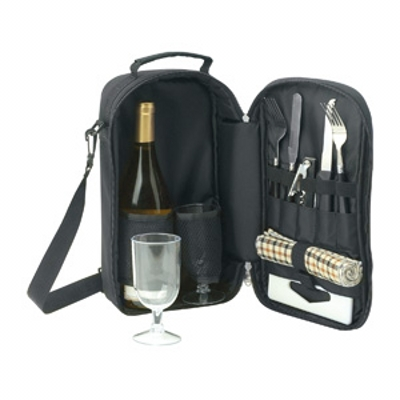 Picture of Kimberley Cooler Bag Wine & Cheese Set
