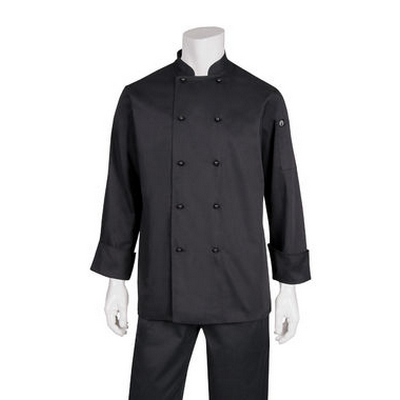 Picture of Darling Black Chef Jacket