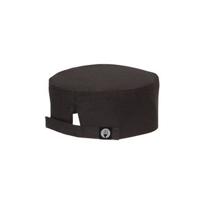 Picture of Cool Vent Black Chef Beanie