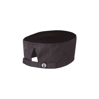 Picture of Cool Vent Deep Grey Chef Beanie