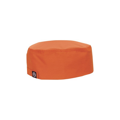 Picture of Cool Vent Orange Chef Beanie