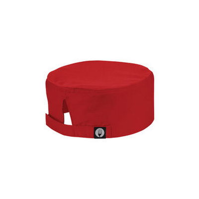 Picture of Cool Vent Red Chef Beanie