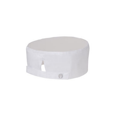 Picture of Cool Vent White Chef Beanie