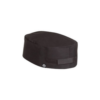 Picture of Double Rimmed Black Chef Beanie
