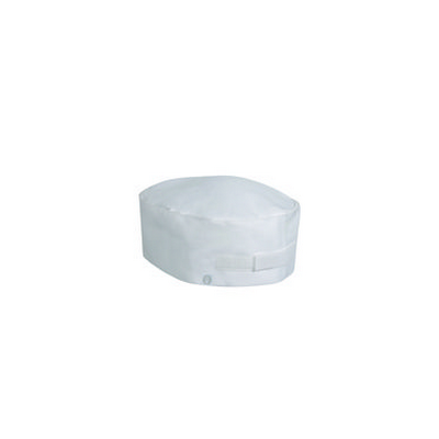 Picture of Double Rimmed White Chef Beanie
