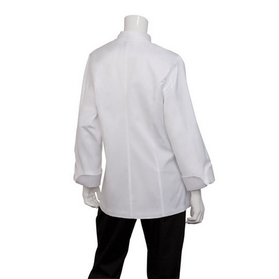 Picture of Elyse Women's 100% Cotton Chef Jacket