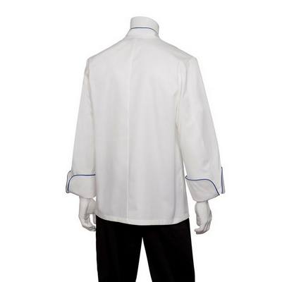 Picture of Ritz White 100% Cotton Chef Jacket
