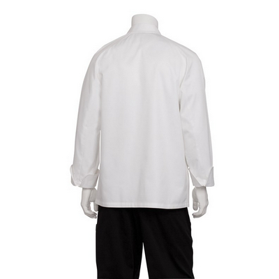 Picture of Trieste White 100% Cotton Chef Jacket