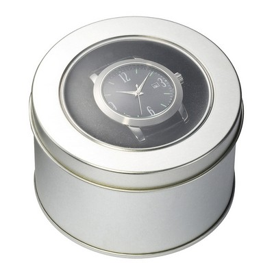 Picture of Round Window Tin