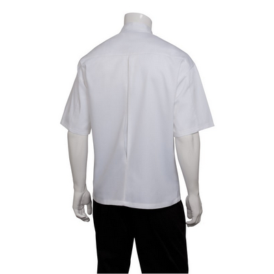 Picture of Palermo White Cool Vent Chef Jacket