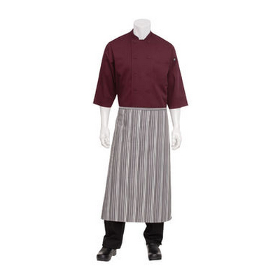 Picture of 3/4 Grey/White Apron