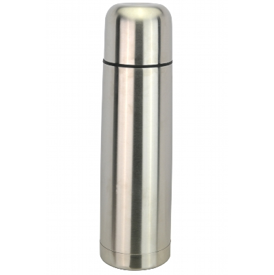 Picture of BULLET FLASK silver 750ML