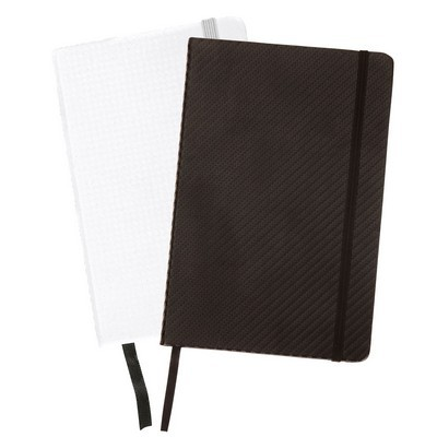 Picture of Carbon Fibre Notebook A6