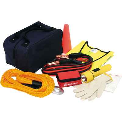 Picture of Deluxe emergency car kit