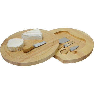 Picture of Swivel cheese board set