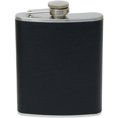 Picture of Leather hip flask