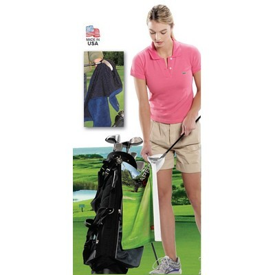 Picture of Microfibre Scrubber Golf Towel