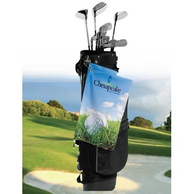 Picture of Microfibre Velour Sub Golf Towel