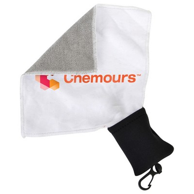 Picture of Micro Fibre Towel with Pouch