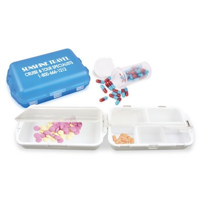 Picture of Fill Fold & Fly Medicine Box