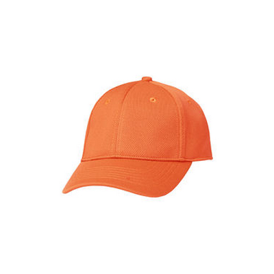 Picture of Orange Cool Vent Baseball Cap
