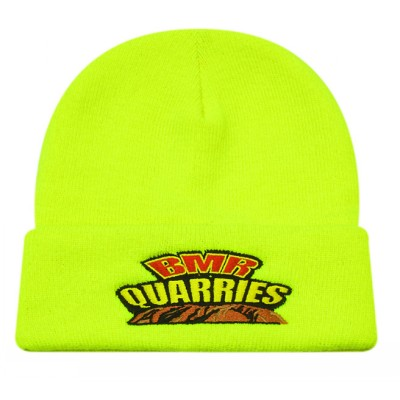 Picture of Hi-Vis knitted acrylic beanie