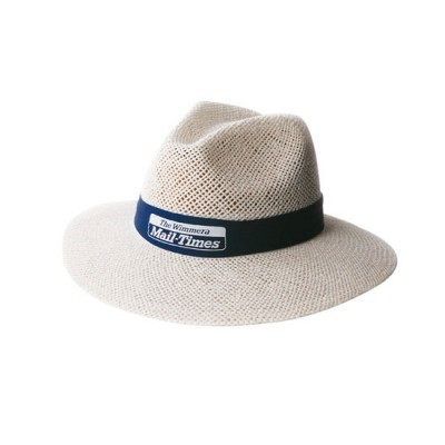 Picture of White Madrid String Straw hat