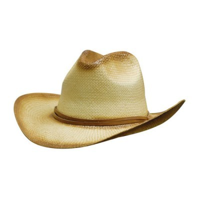 Picture of Sprayed Cowboy hat leather band