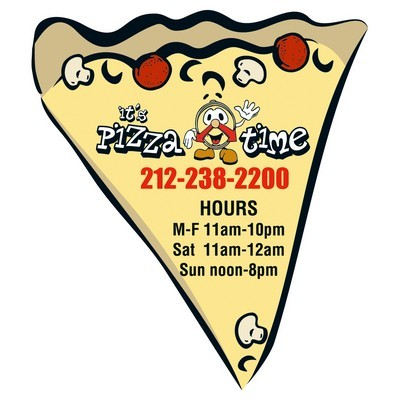 Picture of Pizza Slice Magnet