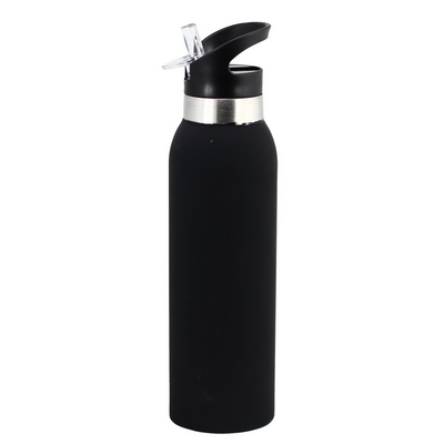 Picture of Thermo Drink Bottle -Rubber Paint Finish-Bpa Free