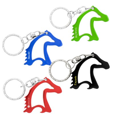 Picture of Horse Head Bottle Opener