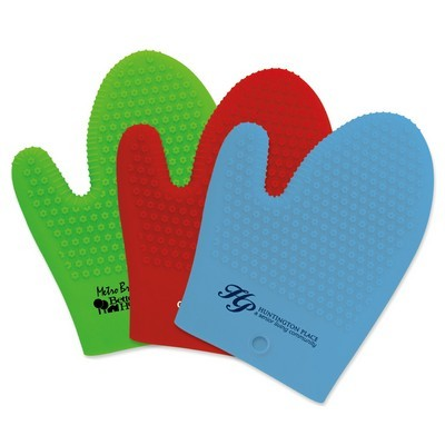 Picture of Therma-Grip Silicone Oven Mitt