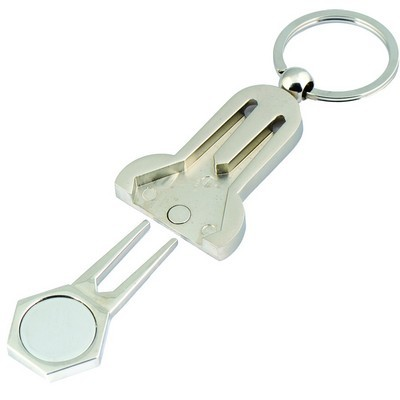 Picture of Light Up Natural Gas Flame Keytag