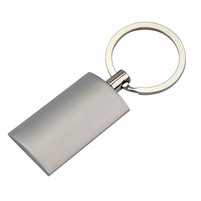 Picture of SILVER PILLOW KEY RING