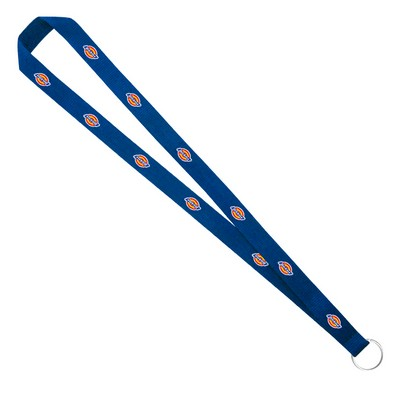 Picture of 19mm Screen Printed Recycled Lanyard