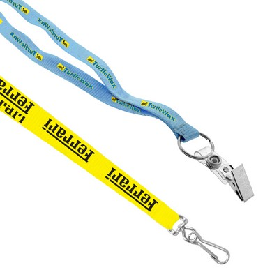 Picture of 13mm Screen Printed Lanyard