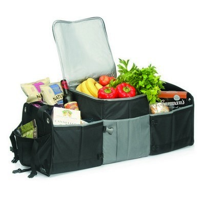 Picture of Car Boot Organiser w/Insulated Cooler