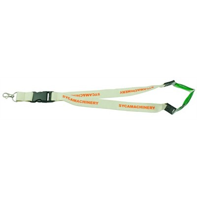 Picture of Warming Ribbed Style Lanyard