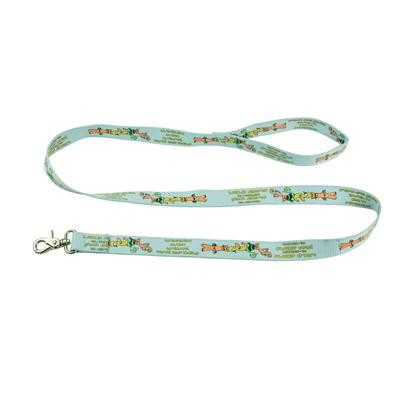 Picture of Standard Screen Printed Heavy Duty Polyester Leash 25mm(w) x 1500mm (L)