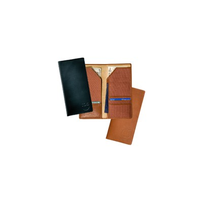 Picture of Liberty Travel Wallet (sueded full-grain leather)