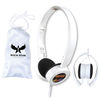Picture of Symphony Set of Folding Headphones in