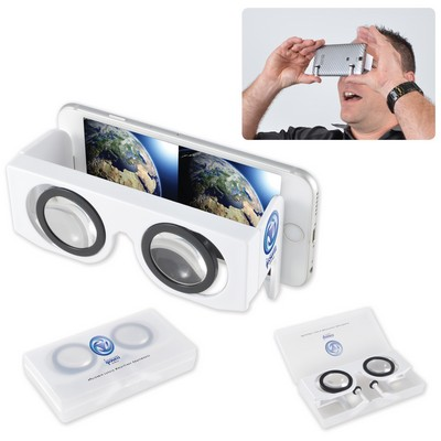 Picture of Virtual Reality 3D Glasses in PP Case