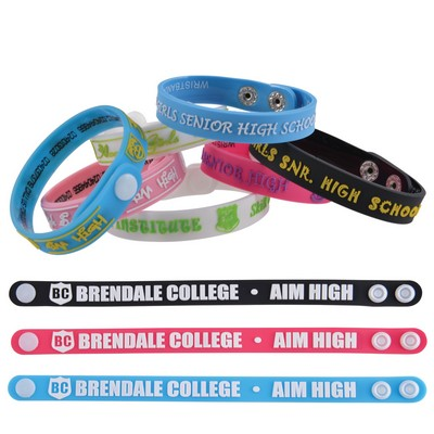 Picture of Adjustable 12mm PVC Wrist Band