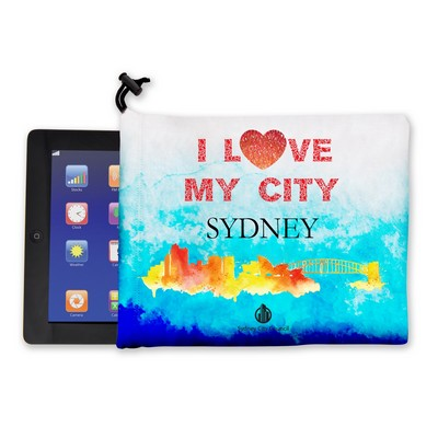 Picture of Custom Superior Hi Microfibre Tablet Pouch