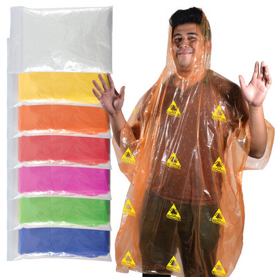 Picture of Poncho In Ziplock Bag