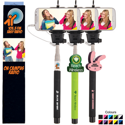 Picture of Wired Selfie Stick