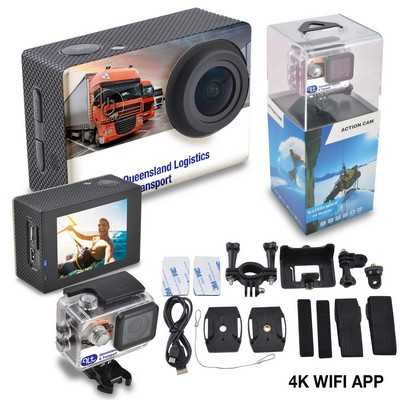 Picture of LivNow Action Cam 4K Ultra HD