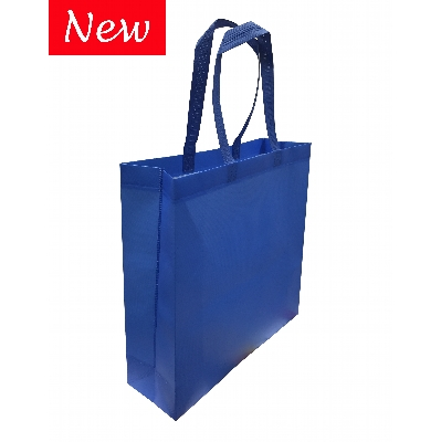 Picture of LAMINATED NON WOVEN BAG WITH LARGE GUSSET