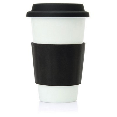 Picture of Slim Ceramic Eco Travel Mug 300mL